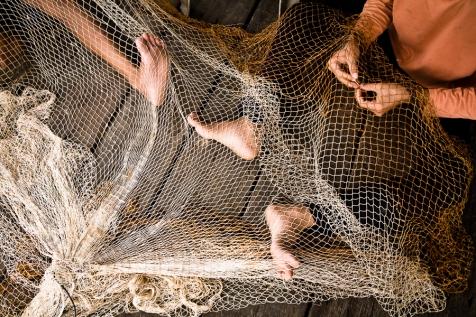 Net, Chau Doc, Vietnm