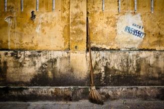 Sweep, Hanoi, Vietnam