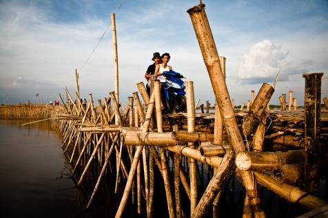 Kompong Cham, Cambodia