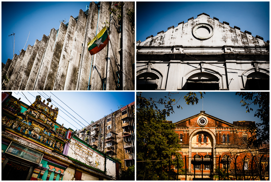yangon-collage